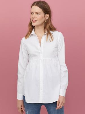 Блуза белая | 5447246