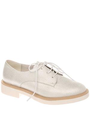 Туфлі сріблястого кольору   5418444
