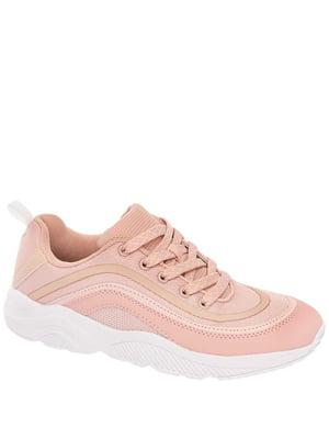 Кросівки кольору пудри | 5418474