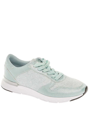 Кросівки м'ятного кольору | 5418599