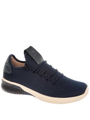 Кроссовки темно-синие | 5418657