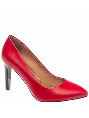 Туфли красные | 5418773