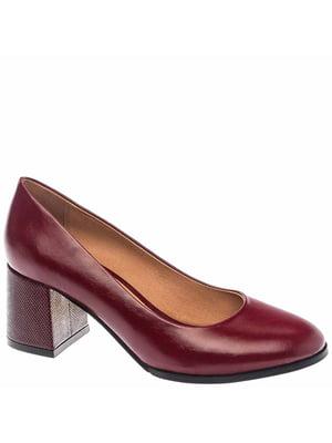 Туфлі червоні   5418789