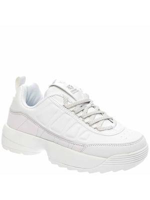 Кроссовки белые | 5418800