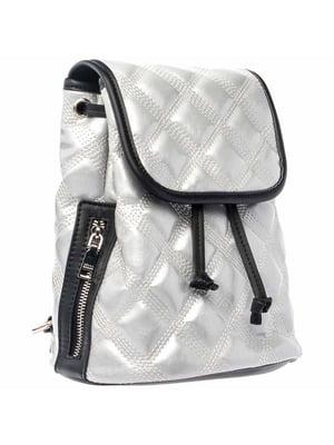Рюкзак сріблястий   5418874
