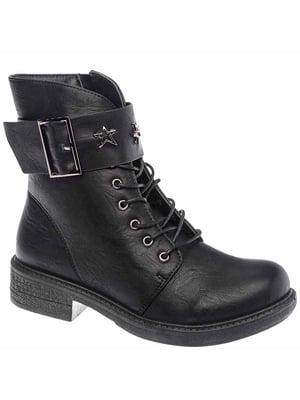 Ботинки черные | 5418894
