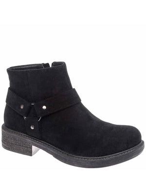 Ботинки черные | 5418895