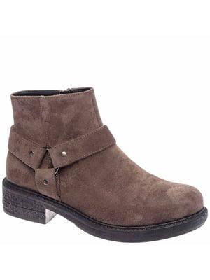 Ботинки серые | 5418896