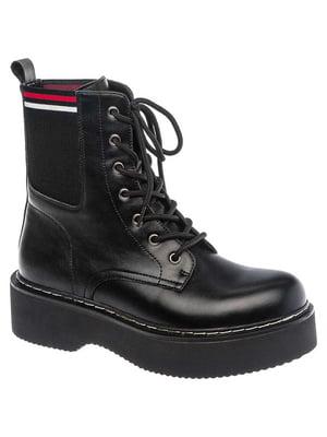 Черевики чорні | 5418901
