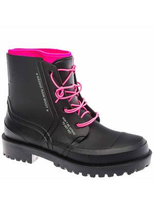 Ботинки черные | 5418904