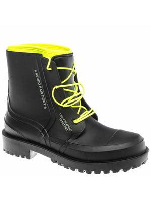Ботинки черные | 5418905