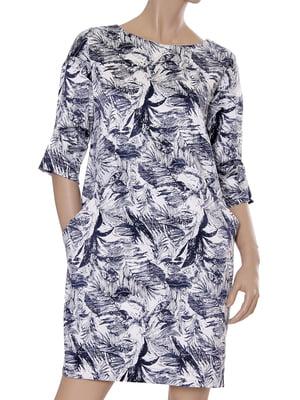 Платье с принтом   5447825