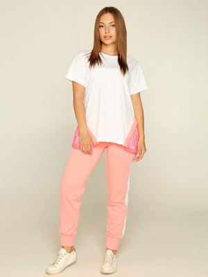 Костюм: футболка і штани | 5448789