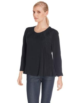 Блуза черная - See U Soon - 5449316