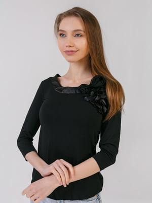 Блуза черная | 5441574