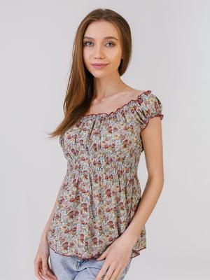 Блуза в принт | 5441581