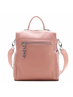 Рюкзак розовый | 5449471