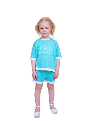 Костюм: футболка и шорты   5446702