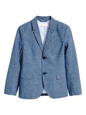 Піджак синій | 5450956