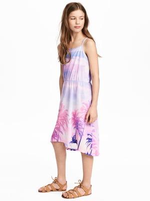 Сукня бузково-рожева   5450966