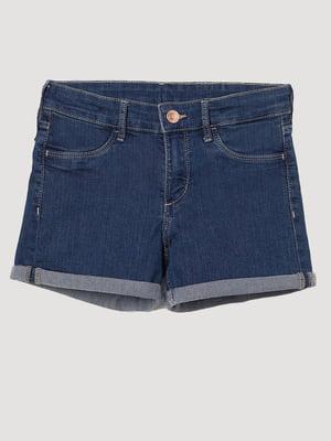 Шорти джинсові сині | 5450974