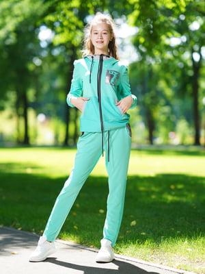 Костюм спортивный: кофта и брюки | 5452006