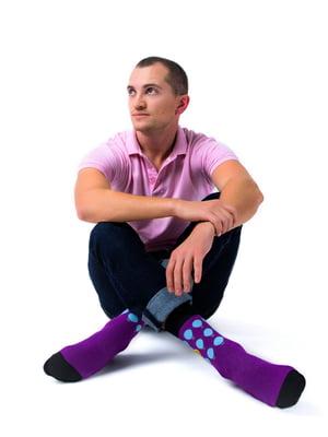 Шкарпетки комбінованого кольору | 5452595