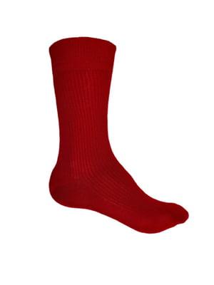 Носки красные | 5452620