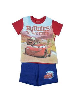 Костюм: футболка і шорти   5454527