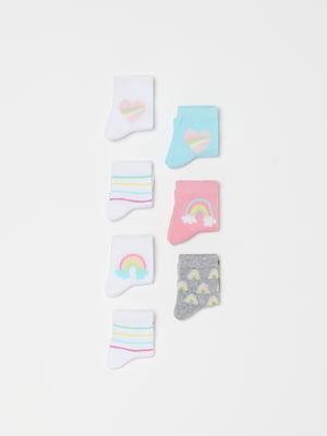 Набор носков (7 пар)   5324370