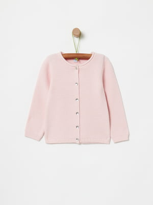 Кардиган розовый | 5435709