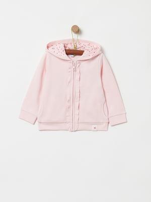 Кардиган розовый | 5324403