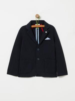 Піджак синій | 5435622