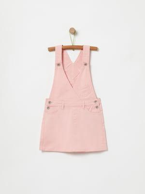 Сарафан розовый | 5435927