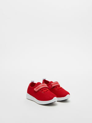 Кроссовки красные   5436023