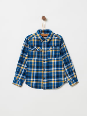 Рубашка в клетку | 5265199