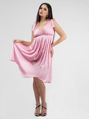 Сарафан рожевий   117934