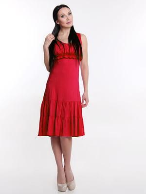 Сарафан червоний | 5455388