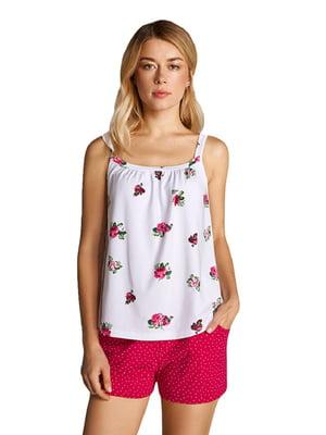 Комплект домашний: майка и шорты | 5455419