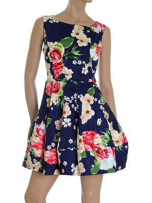 Сукня з принтом | 5455434