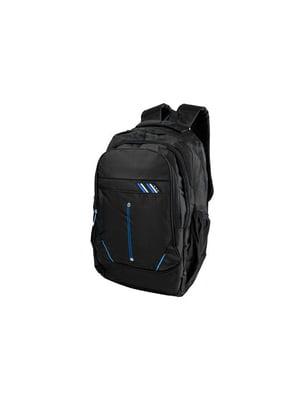 Рюкзак чорний | 5455675