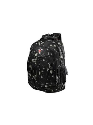 Рюкзак чорний | 5456100