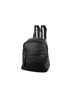 Рюкзак чорний | 5456220