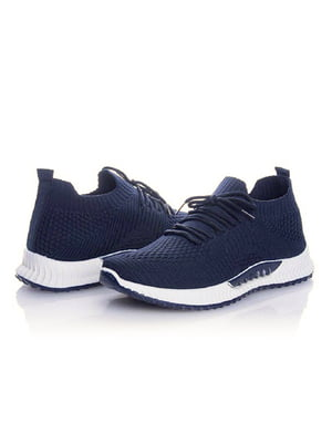 Кроссовки синие | 5456317