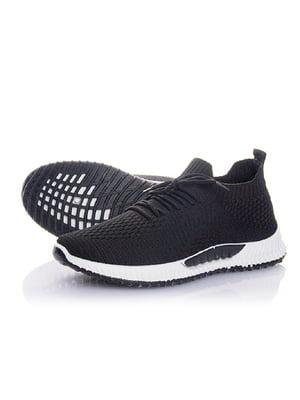 Кроссовки черные | 5456318