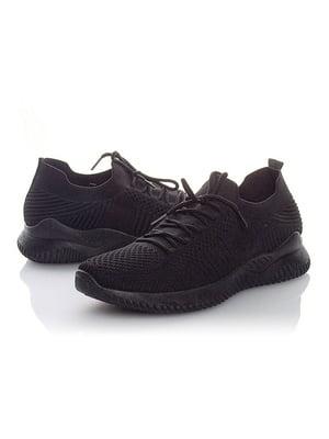 Кроссовки черные | 5456320