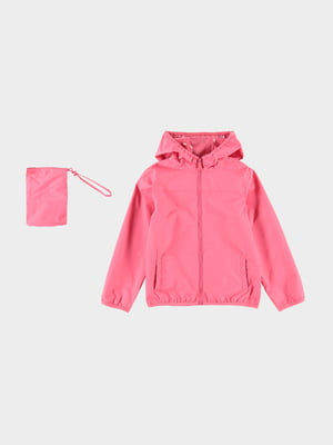 Куртка полуничного кольору | 5455034
