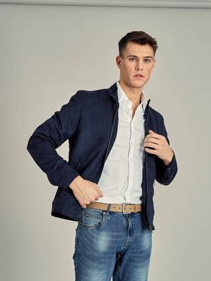 Куртка синя | 5455337