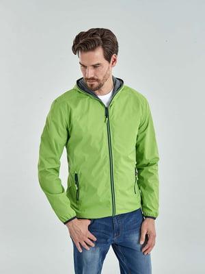 Куртка зелена | 5455344