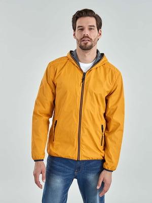 Куртка жовта | 5455345